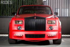 mansory rolls royce mansory platinum matte red rolls royce rolls phantom perfection