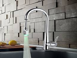 kitchen faucet finishes brushed chrome solid brass chrome finish brushed chrome solid brass chrome finish kitchen faucet with color changing led light brushed chrome solid