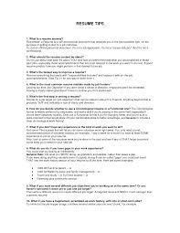 How To Make A Best Resume For Job by How To Make A Resume For Job Interview Write Image Tem How To