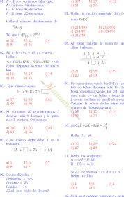 examen de 5 grado con respuestas examen de razonamiento matematico y verbal resuelto de primaria 1 gif