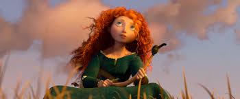 noticed disney u0027s princess merida