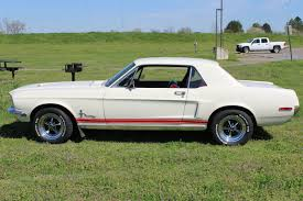 rims for 1968 mustang cars 1968 ford mustang coupe white