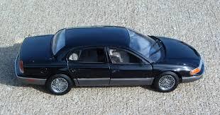 lexus of brookfield com miniature curbside classic 1994 chrysler new yorker by brookfield