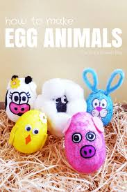 how to make egg animals the purple pumpkin blog