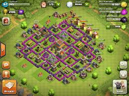Coc Maps Th8 Base Reaching 2100 Trophies Did Not Get Three Starred During