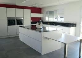 cuisine en blanc modele cuisine blanc laque cuisine rive gauche modele cuisine blanc