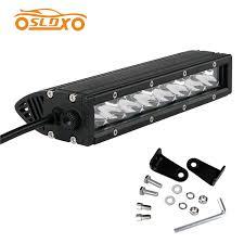 9 Led Light Bar by Amazon Com Sldx 40w 9 11 Inch Single Row Led Light Bar 8x5w Cree