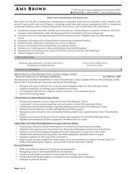 Administrative Assistant Job Resume Examples by 9 Executive Administrative Assistant Sample Resume Resume Sample
