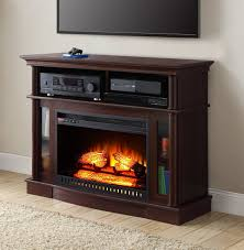 Electric Media Fireplace Mainstays 31