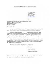 Formal Letter Asking Information letter requesting information about an organization