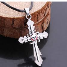 aliexpress buy car auto fashion pendant interior cross skull