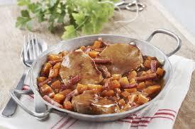 comment cuisiner un filet mignon de porc filet mignon de porc aux carottes sauce à l orange maggi