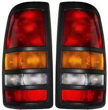 2001 silverado tail lights 2001 2003 silverado gmc sierra 3500 tail lights pair