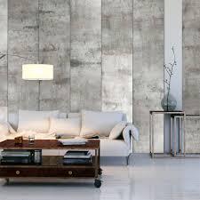 Wohnzimmer Modern Beton Wohnzimmer Tapeten 2016 Bequem On Moderne Deko Idee In Unternehmen