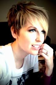 women hairstyles 2015 shorter or sides and longer in back cute short layered pixie cut with bangs for girls hairstyles weekly