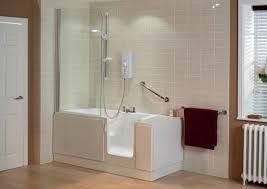 Bathroom Baths And Showers Shower Baths For Small Bathrooms Iagitos