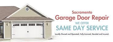 Overhead Door Company Sacramento 29 Sacramento Garage Door Repair Same Day Local Service
