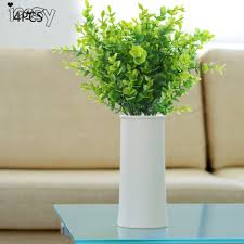 Decorative Flowers For Home by Online Buy Wholesale Artificial Eucalyptus From China Artificial