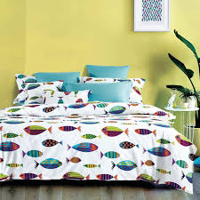 Fish Duvet Cover 70 Best Bedroom Fashions Images On Pinterest Comforter Duvet