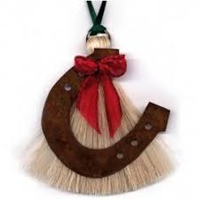 horseshoe ornaments cowboy collectibles hair horseshoe ornaments