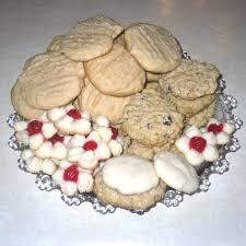shortbread cookie recipe delishably