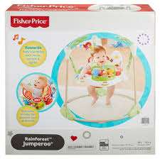 fisher price jumperoo rainforest toys