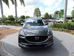 new mazda vehicles 2017 new mazda cx 5 grand touring fwd at royal palm mazda serving