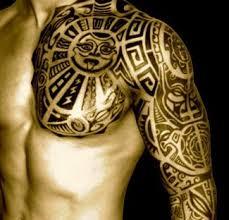 polynesian tattoos meaning symbols