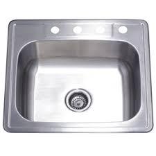 Black Single Bowl Kitchen Sink by Nickel Kitchen Sinks You U0027ll Love Wayfair
