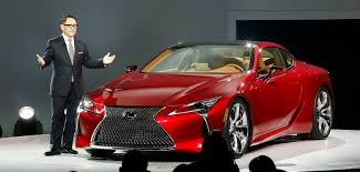 lexus lc luxury coupe is the lexus lc 500 luxury coupe a japanese muscle car