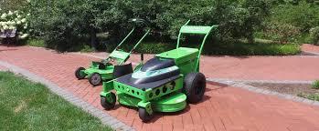 mean green mowers