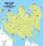 map batam map ostrov батам