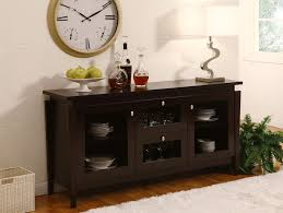 top glass buffet table sideboard u2014 new decoration how to clean