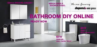 Cheap Bathroom Vanities Sydney We Supply Bathroom Toilet Bathroom Vanity Showerscreens Mixers