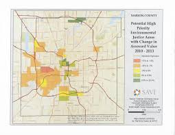 Indianapolis In Map Environmental Justice In Indianapolis Hoosier Environmental Council