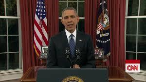 Oval Office Pics President Obama U0027s Full Oval Office Address Cnn Video