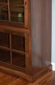 Sliding Door Bookcase Sliding Door Bookcase Dutch Haus Custom Furniture Sarasota Florida