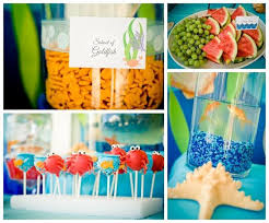 the sea party ideas the sea food ideas food