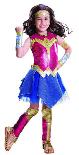 delux halloween costumes rubies deluxe wonder woman dc comics child kids girls halloween
