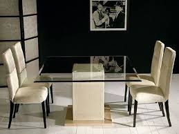 Square Glass Dining Table Square Dining Room Tables Dining Room Sets