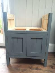 kitchen sink with cupboard for sale belfast sink unit solid wood freestanding kitchen unit