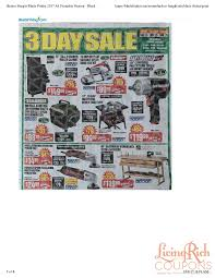 black friday ads home depot pdf harbor freight black friday ad hours u0026 deals living rich with