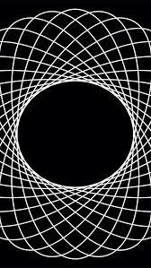 imagenes blancas en fondo negro h5 líneas sobre un fondo negro material línea líneas blancas