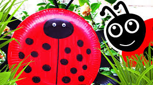 easy diy puppet lady bug hand puppet hand puppet tutorial