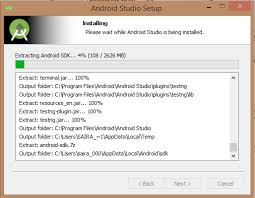 how to install android studio android studio