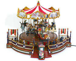 original musical carousel around the carousel large model