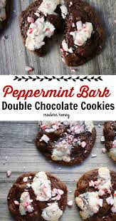 mrs claus chocolate peppermint cookies recipe