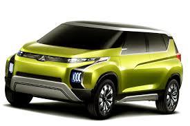 mpv car 2017 mitsubishi mpv crossover concept coming next year to take on honda