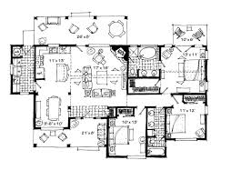 ranch style house plan 3 beds 2 baths 1416 sq ft plan 942 21