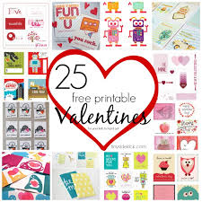 valentines for kids 25 free printable valentines for your kids to out